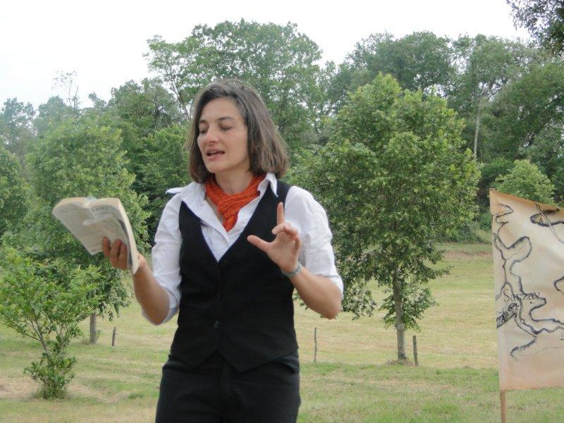 Stéphanie Tesson