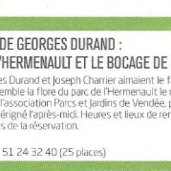 Sur les Pas de Georges Durand 1